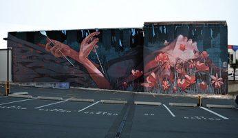 Bezt Dunedin Mural