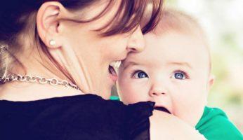 Motherhood-baby