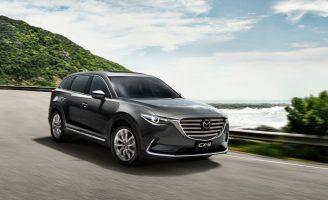 Mazda CX9 - M2woman.co.nz