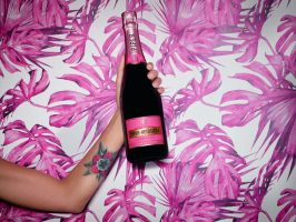 M2woman - Try This Delicious Rose Champage Cocktail From Piper-Heidsieck