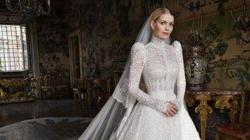 M2woman.com - Princess Diana's Niece Just Had An Italian Wedding & Her Dress Is Incredible