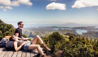 m2woman-hiking-great-barrier-island