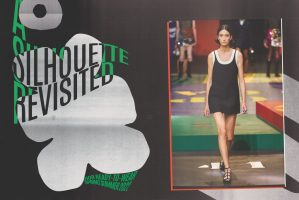 M2woman.com - A Silhouette Revisited: Dior Ready-To-Wear Spring Summer 2022
